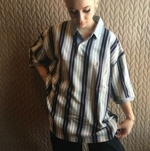 Tommy Hilfiger Vintage Stripped Polo Shirt